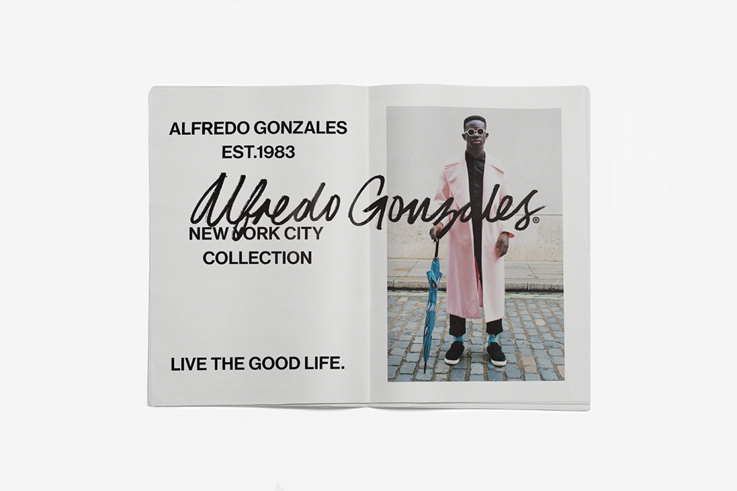 Mexican brand agency rebrands Alfredo Gonzales