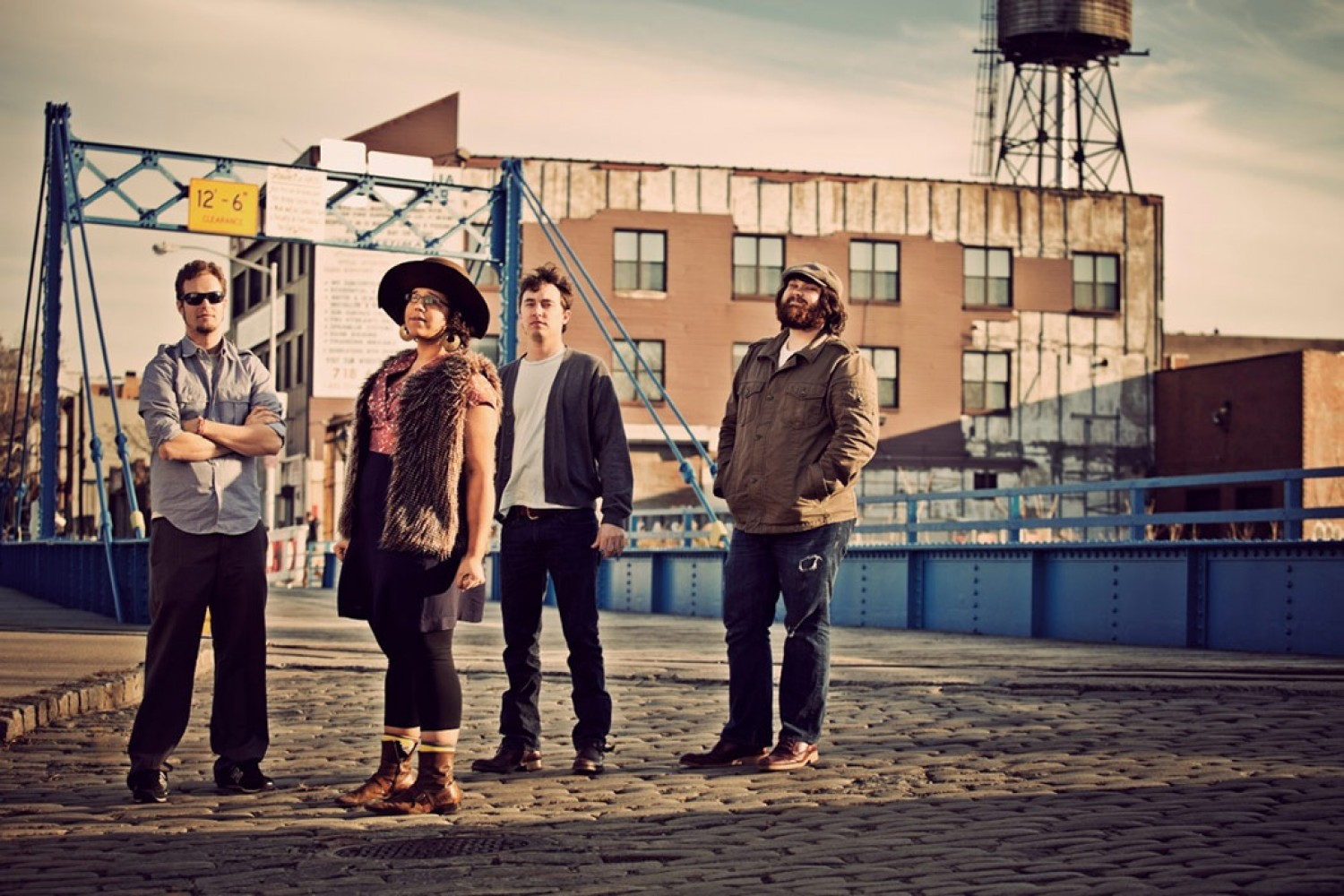 Alabama Shakes Rock Capitol Studio
