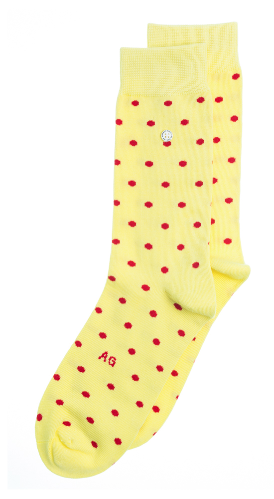 Dots Yellow