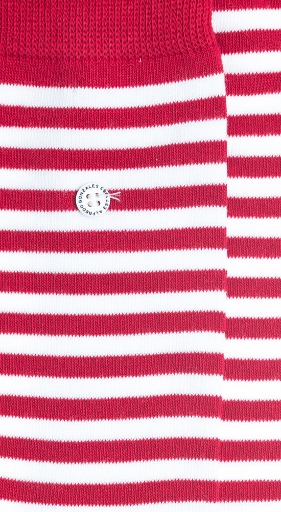The Stripes Red&White